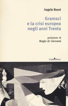 Radiospeed.it Gramsci e la crisi europea negli anni Trenta Image