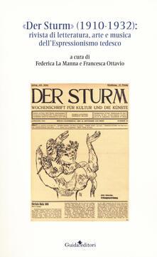 Grandtoureventi.it «Der Sturm» (1910-1932). Rivista di letteratura, arte e musica dell'Espressionismo tedesco Image