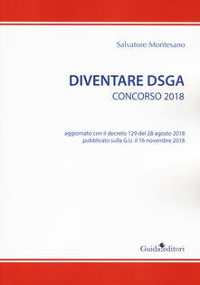 Voluntariadobaleares2014.es Diventare DSGA. Concorso 2018 Image