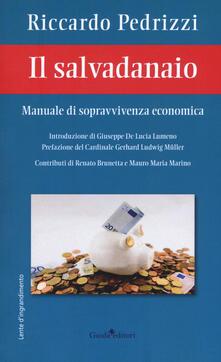 Equilibrifestival.it Il salvadanaio. Manuale di sopravvivenza economica Image