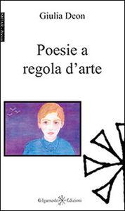 Poesie a regola d'arte