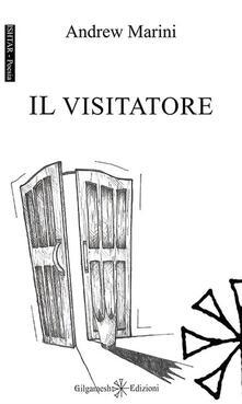Il visitatore - Andrew Marini - copertina