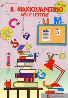 Winniearcher.com Il maxiquaderno delle lettere Image
