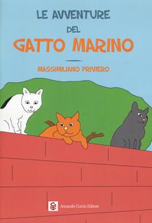 Grandtoureventi.it Le avventure del gatto Marino. Ediz. a colori Image