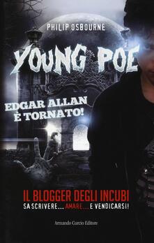Writersfactory.it Young Poe. Il blogger degli incubi Image