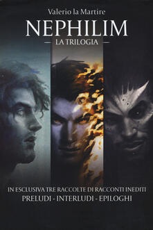 Ascotcamogli.it Nephilim. La trilogia Image