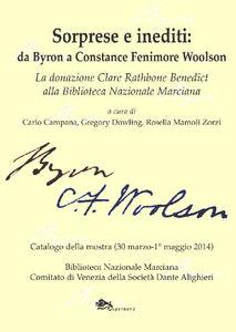 Sorprese e inediti. Da Byron a Constance Fenimore Woolson