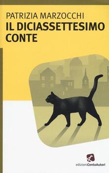 Il diciassettesimo conte - Patrizia Marzocchi - copertina