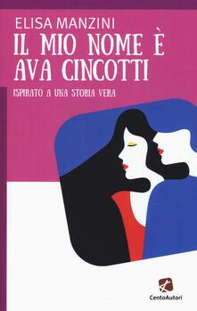 Lpgcsostenible.es Il mio nome è Ava Cincotti Image
