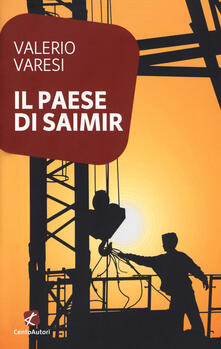 Il paese di Saimir - Valerio Varesi - copertina