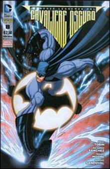 Filippodegasperi.it Batman. Le nuove leggende del cavaliere oscuro. Vol. 8 Image