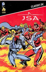 JSA Slipcase. Vol. 1