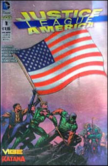 Radiospeed.it Justice League America. Ediz. jumbo. Vol. 1 Image
