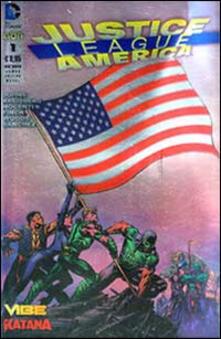 Atomicabionda-ilfilm.it Justice League America. Ediz. jumbo. Vol. 1 Image