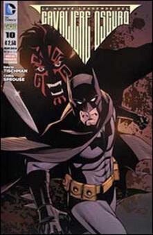 Antondemarirreguera.es Batman. Le nuove leggende del cavaliere oscuro. Vol. 10 Image