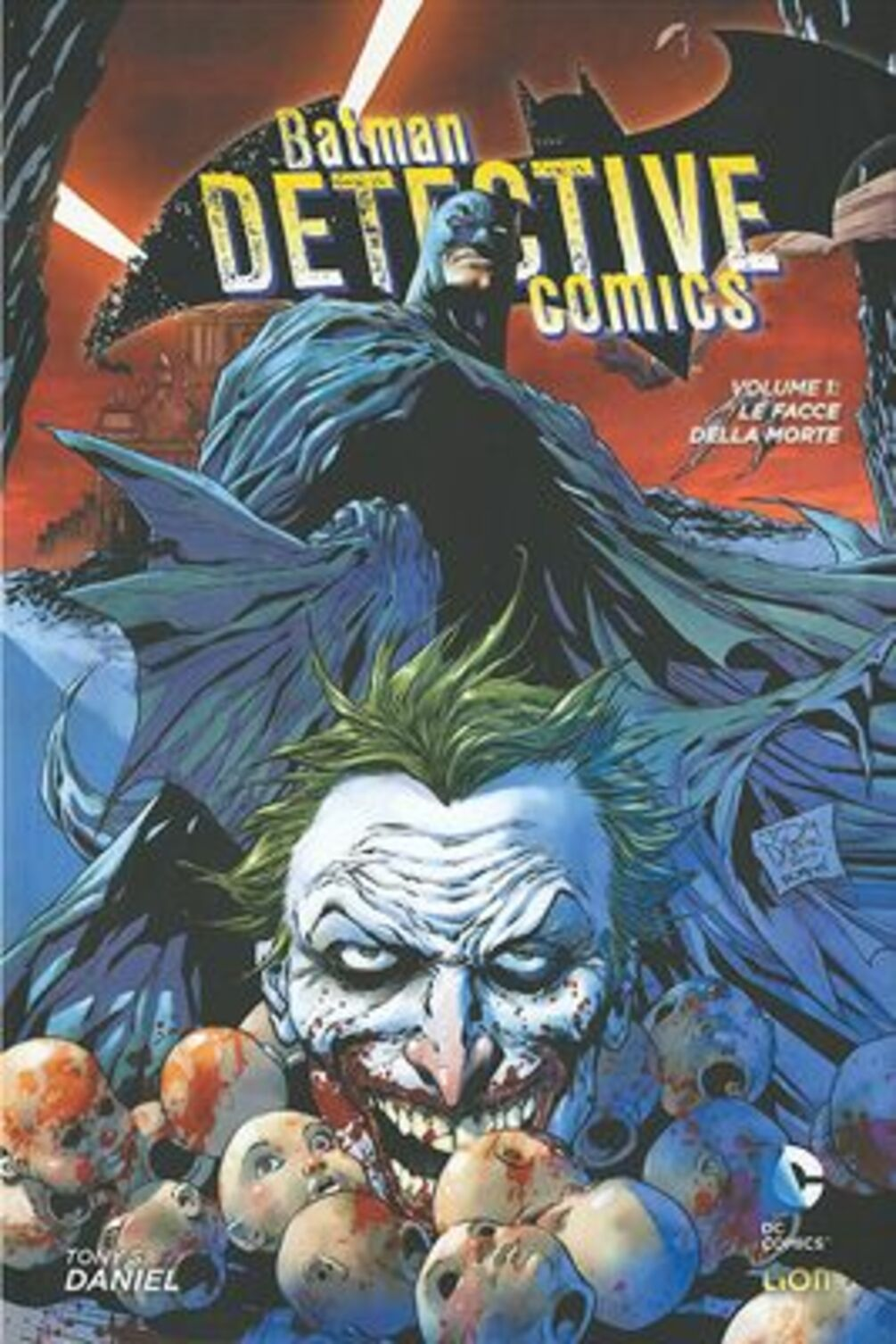 Le facce della morte. Batman detective comics. Vol. 1