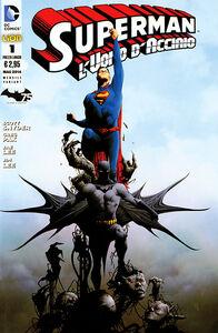 Superman. L'uomo d'acciaio. Variant. Cofanetto. Vol. 1