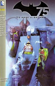 Batman Special 75 anni
