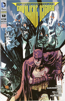 Promoartpalermo.it Batman. Le nuove leggende del cavaliere oscuro. Vol. 12 Image