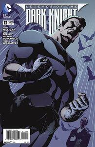 Batman. Le nuove leggende del cavaliere oscuro. Vol. 13