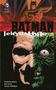 Daddyswing.es Jekyll & Hyde. Batman Image