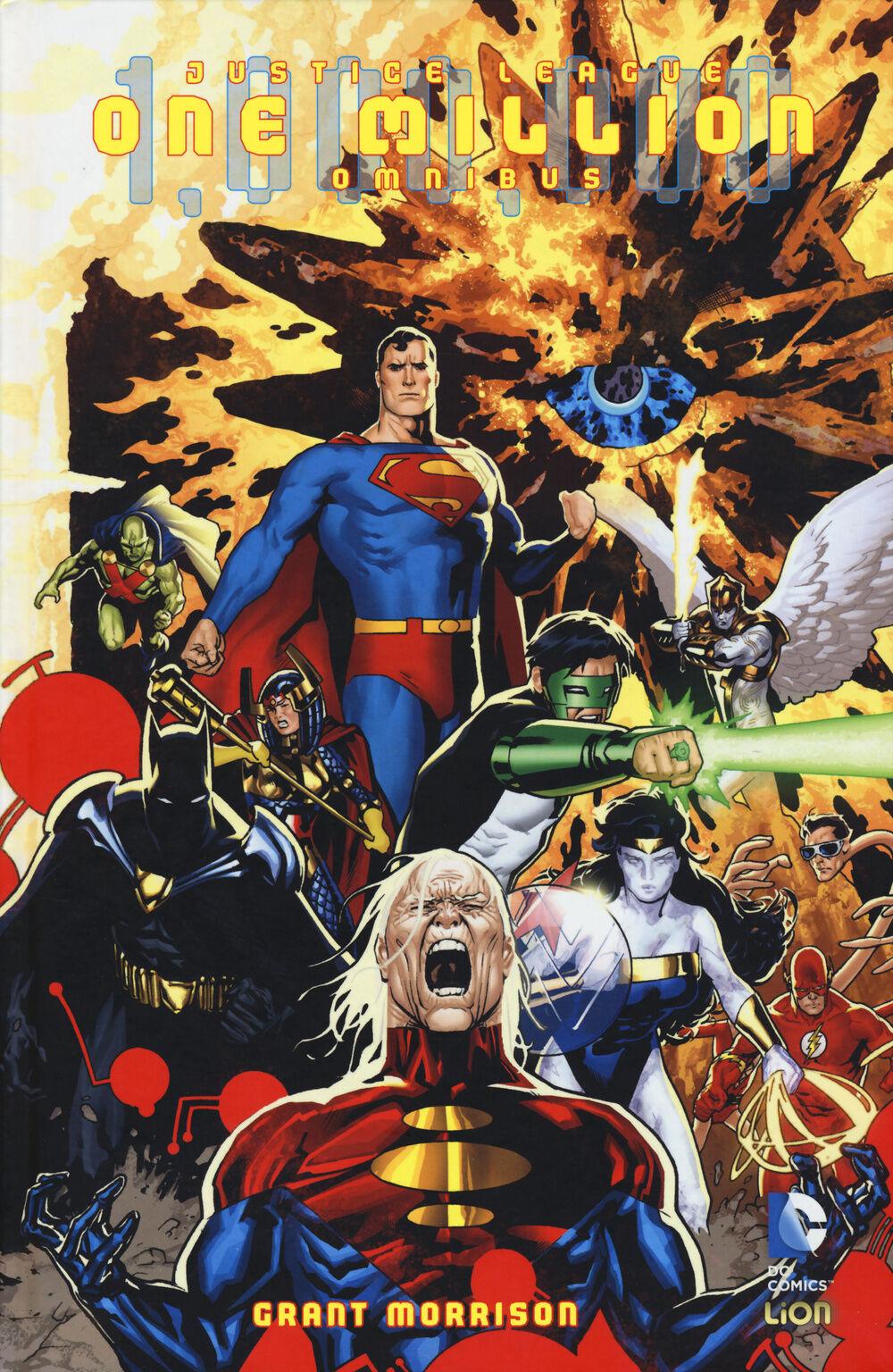 One million. Justice League. Vol. 2