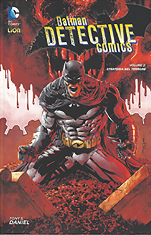 Strategia del terrore. Batman detective comics. Vol. 2