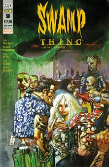 Tegliowinterrun.it Swamp Thing. Vol. 9 Image