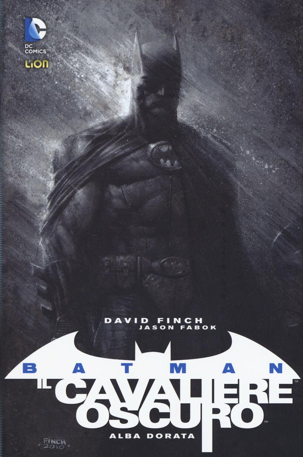 Alba dorata. Batman il cavaliere oscuro. Vol. 1