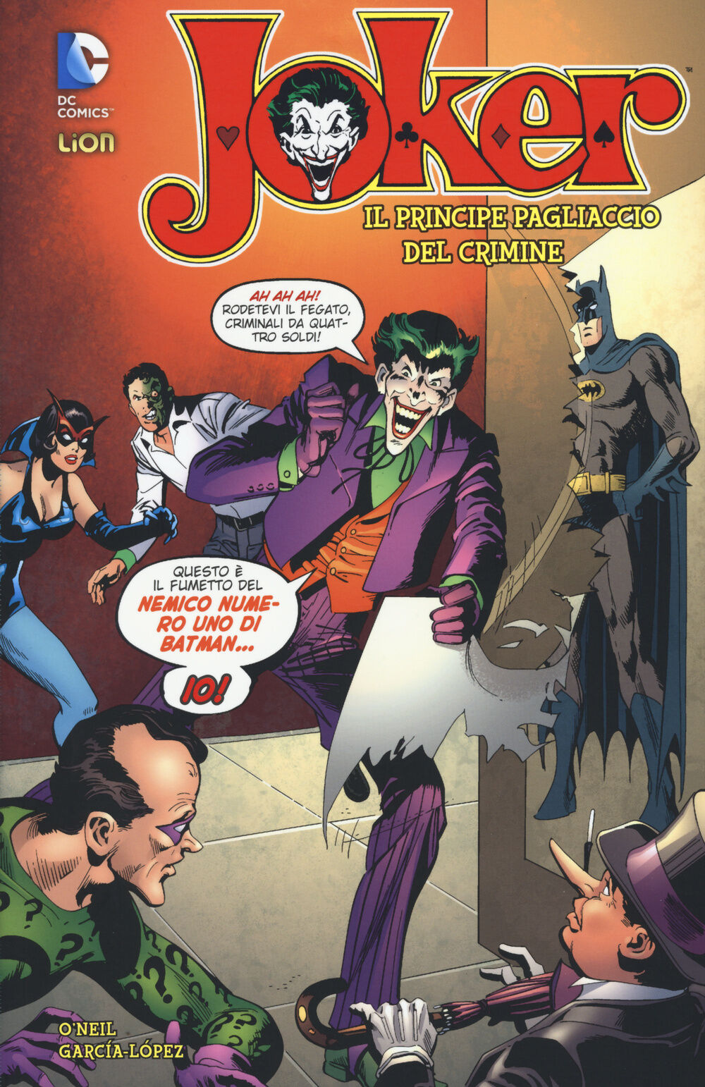 Joker. Il principe pagliaccio del crimine. Vol. 1