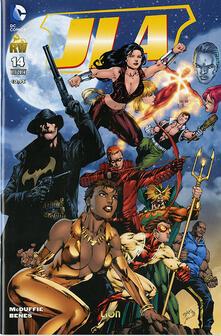 Voluntariadobaleares2014.es Justice League America. Vol. 14 Image
