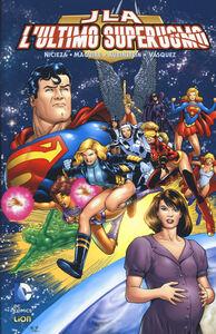 L' ultimo superuomo. Justice League