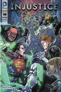 Injustice. Gods among us. Vol. 18