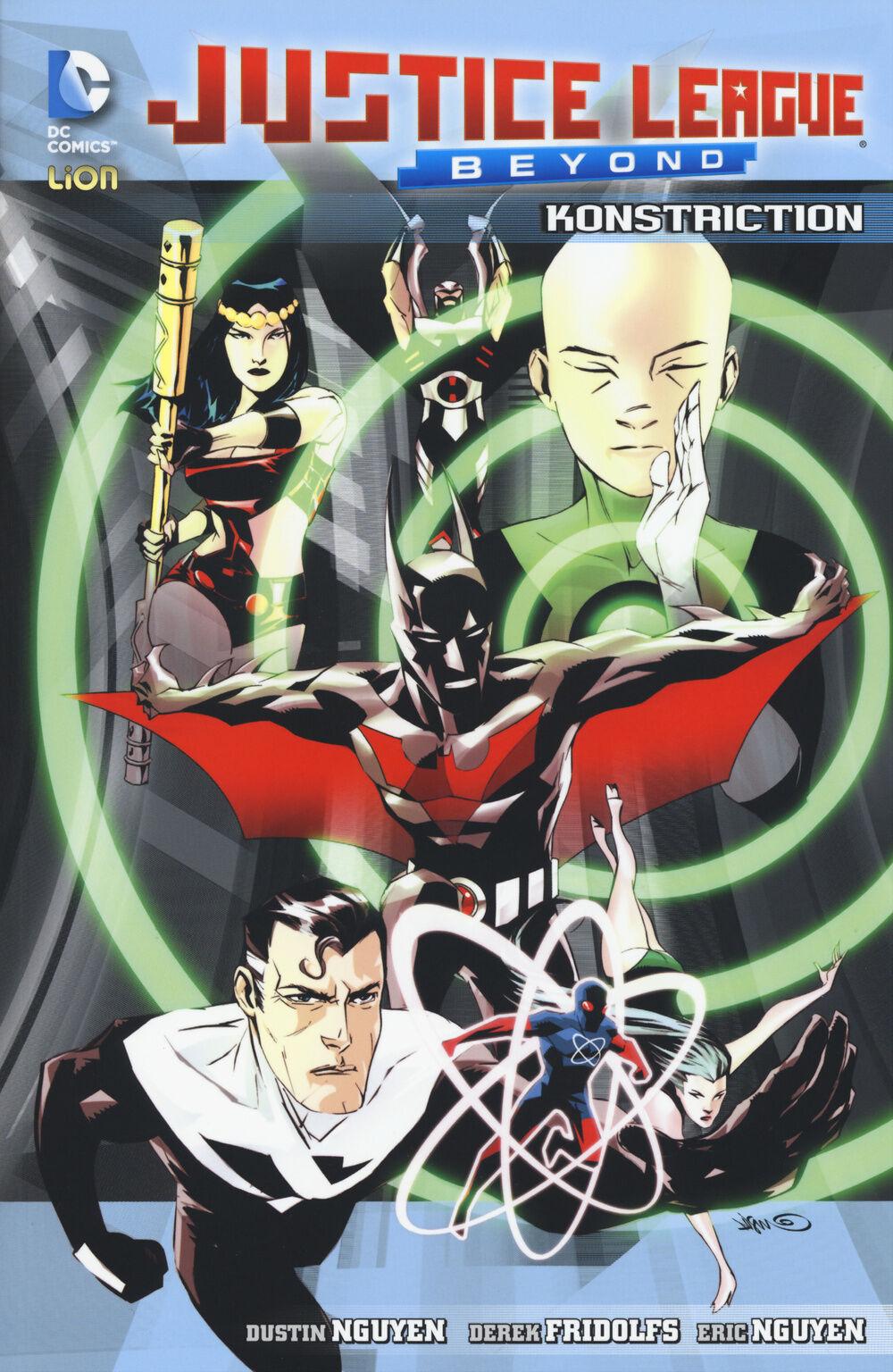 Konstriction. Justice League Beyond. Vol. 1