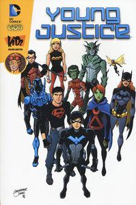 Young Justice. Kidz. Vol. 4