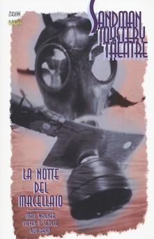 Festivalshakespeare.it La notte del macellaio. Sandman mystery theatre. Vol. 5 Image