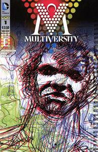 Multiversity. Cover C. Vol. 1