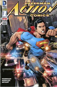 Superman. Action comics. Vol. 1