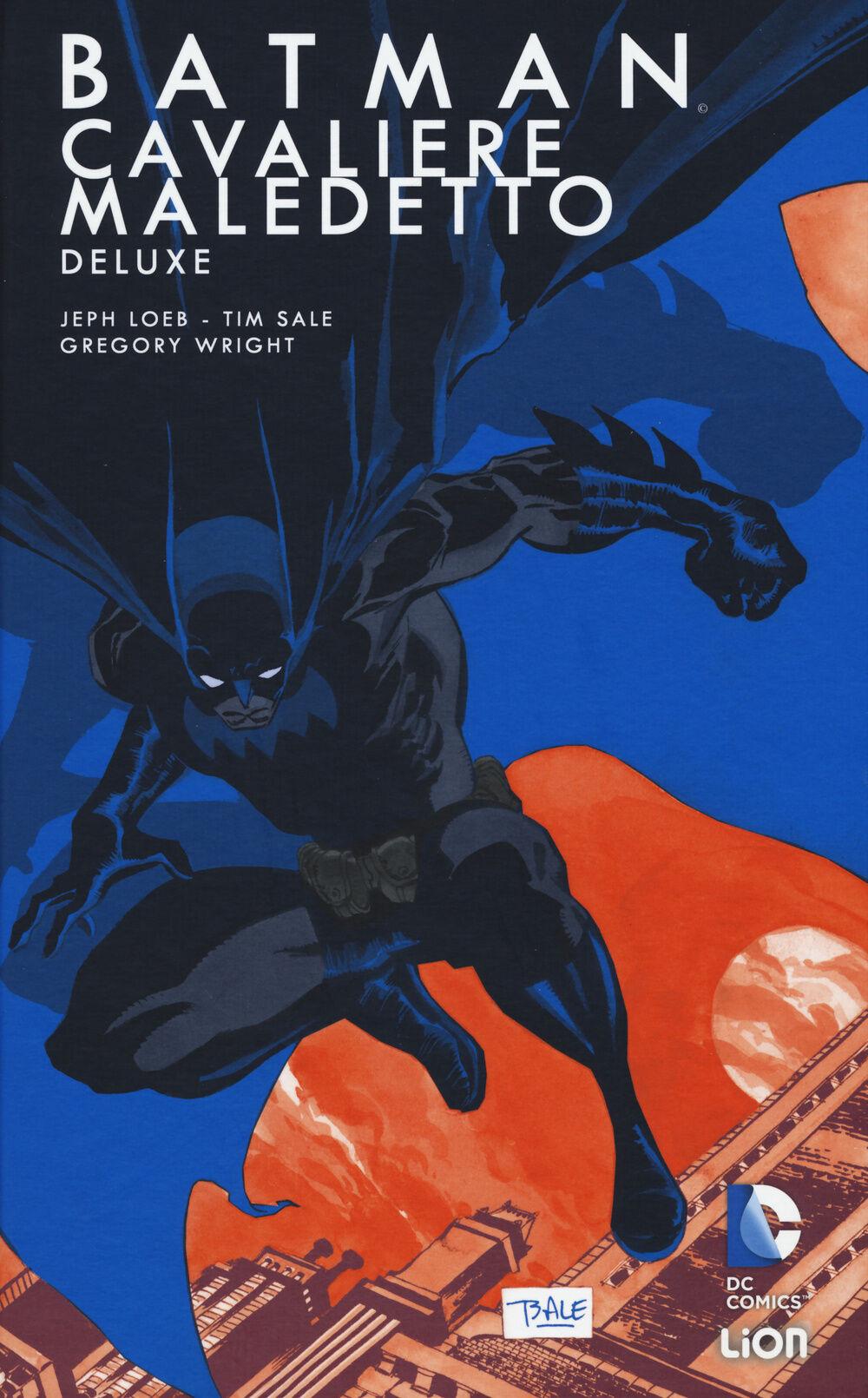 Batman. Cavaliere maledetto. Deluxe