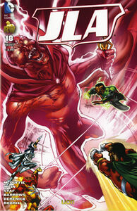Justice League America. Vol. 18