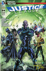 Justice League. Vol. 34