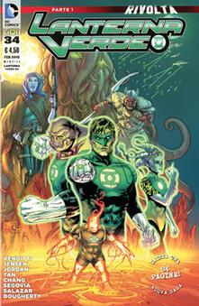 Listadelpopolo.it Lanterna verde. Vol. 34 Image