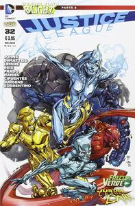 Justice League. Vol. 32