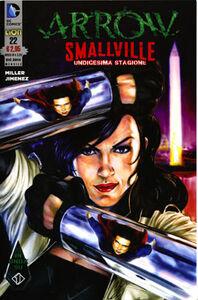 Arrow Smallville. Vol. 22