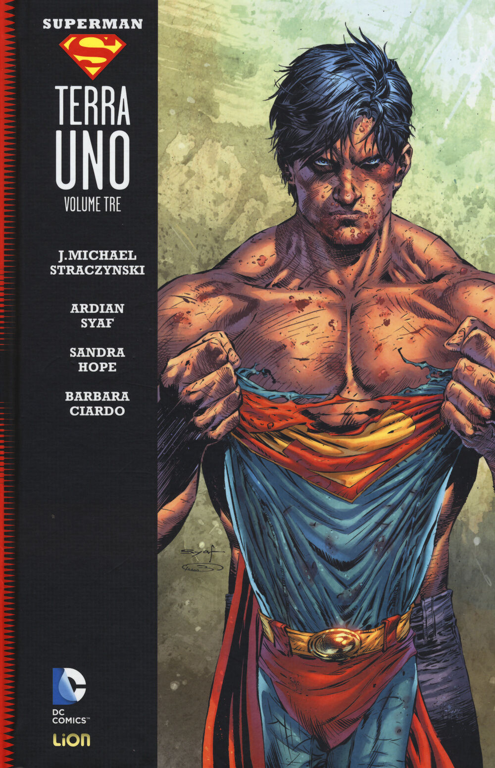 Terra uno. Superman. Vol. 3