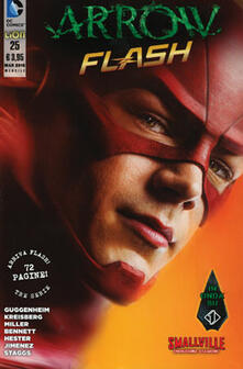 Winniearcher.com Arrow Smallville. Vol. 25 Image
