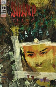 Camfeed.it Swamp thing. Vol. 15 Image
