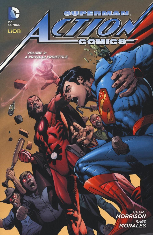 A prova di proiettile. Superman. Action comics. Vol. 2