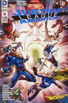 Librisulladiversita.it Justice League America. Vol. 14 Image