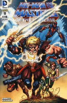 Milanospringparade.it He-Man and the masters of the universe. Vol. 13 Image